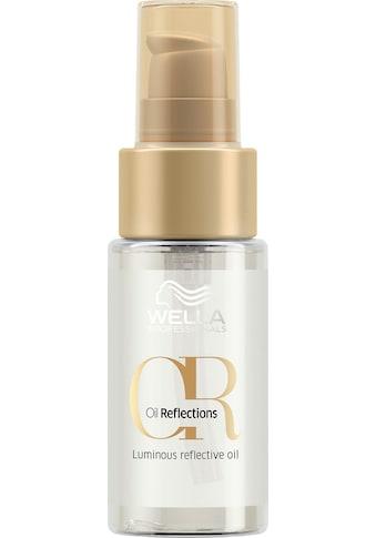 Wella Professionals Haaröl »Oil Reflections Light Luminous Reflective Oil«, glänzend kaufen