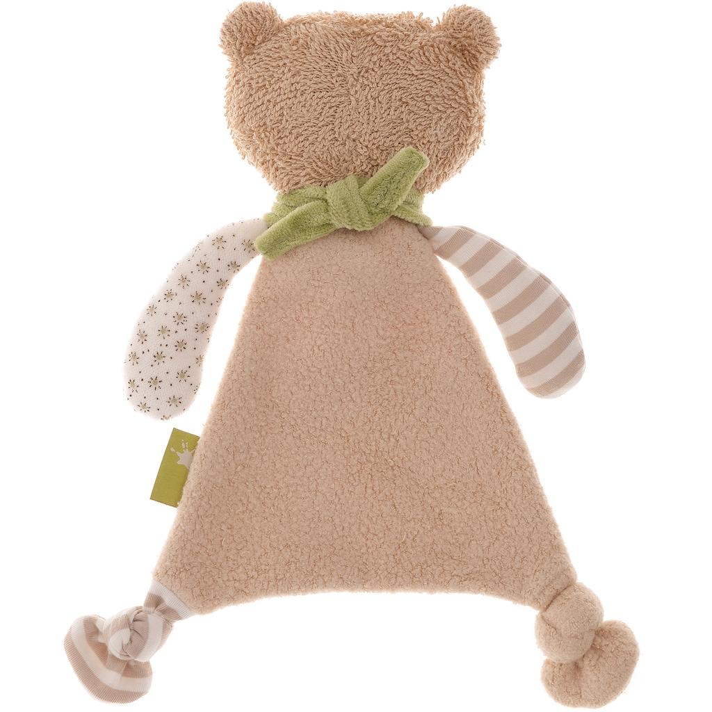 Sigikid Schnuffeltuch »Bär«, Made in Europe
