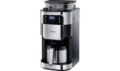 Severin Kaffeemaschine mit Mahlwerk KA 4814, Permanentfilter 1x4 kaufen