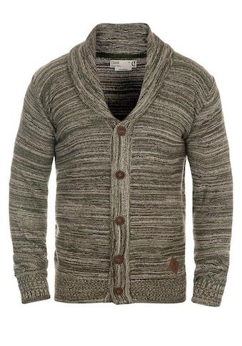 Solid Cardigan »Mervin«, Strickjacke mit Schalkragen kaufen