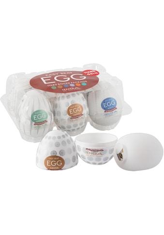 "Tenga Masturbator ""Egg Variety"", Set 6 - tlg. kaufen"