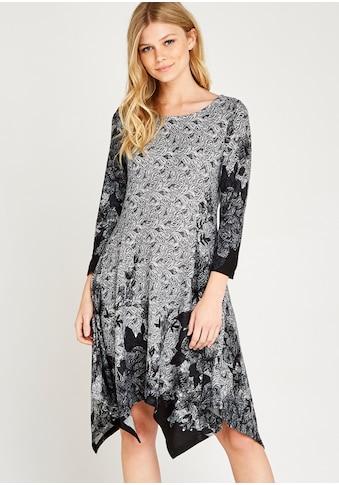 Apricot Strickkleid »Floral Edge Hanky Hem Dress« kaufen