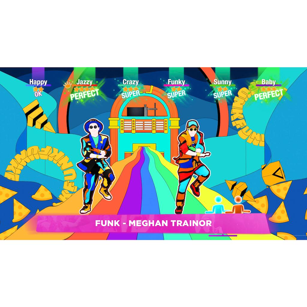 UBISOFT Spiel »Just Dance 2022«, Nintendo Switch