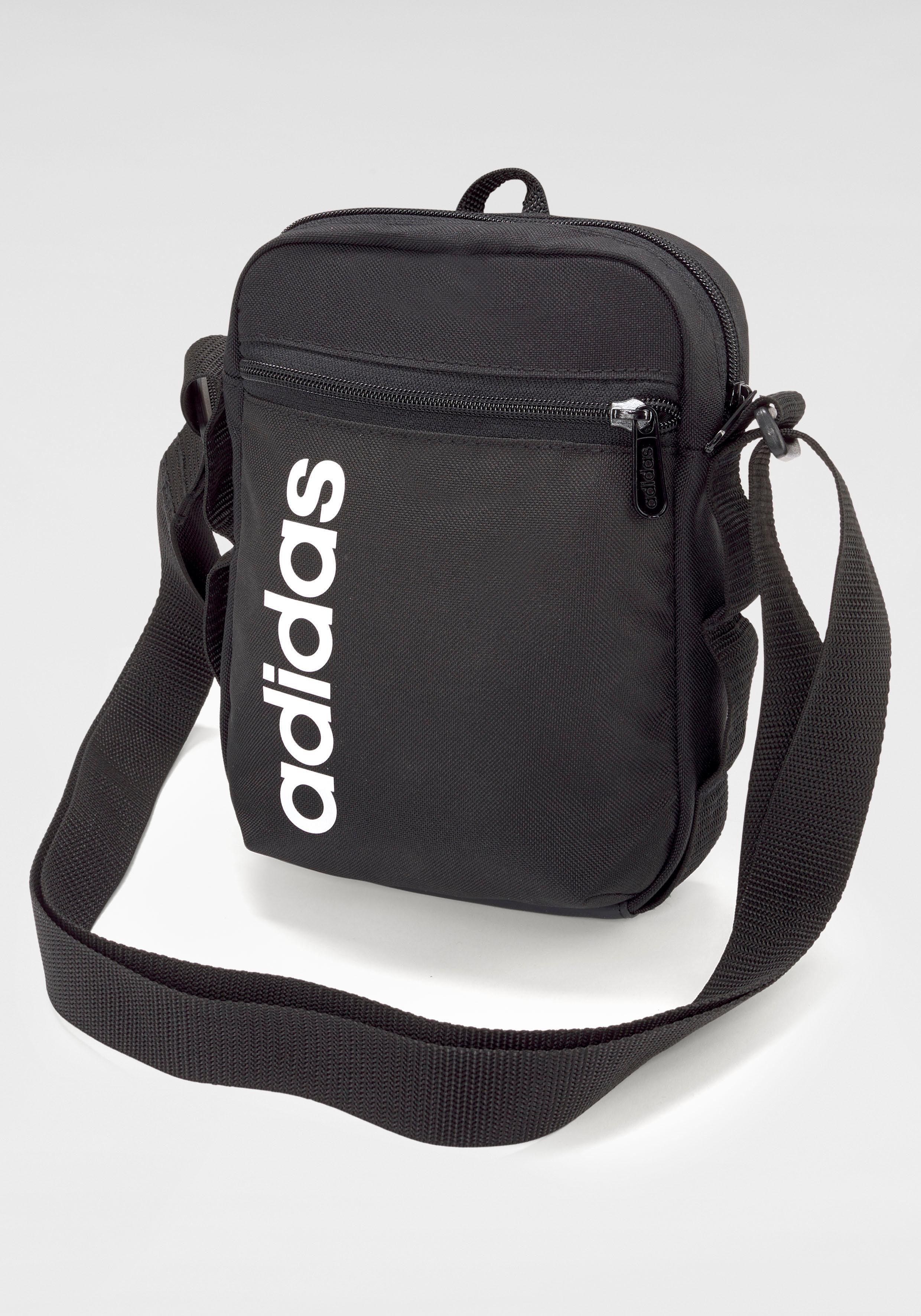 adidas Performance Umhängetasche LINEAR CORE ORG schwarz Umhängetaschen Taschen Unisex