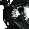 bergsteiger Kombi-Kinderwagen »Milano, black edition, 3in1«, 15 kg, Made in Europe; Kinderwagen