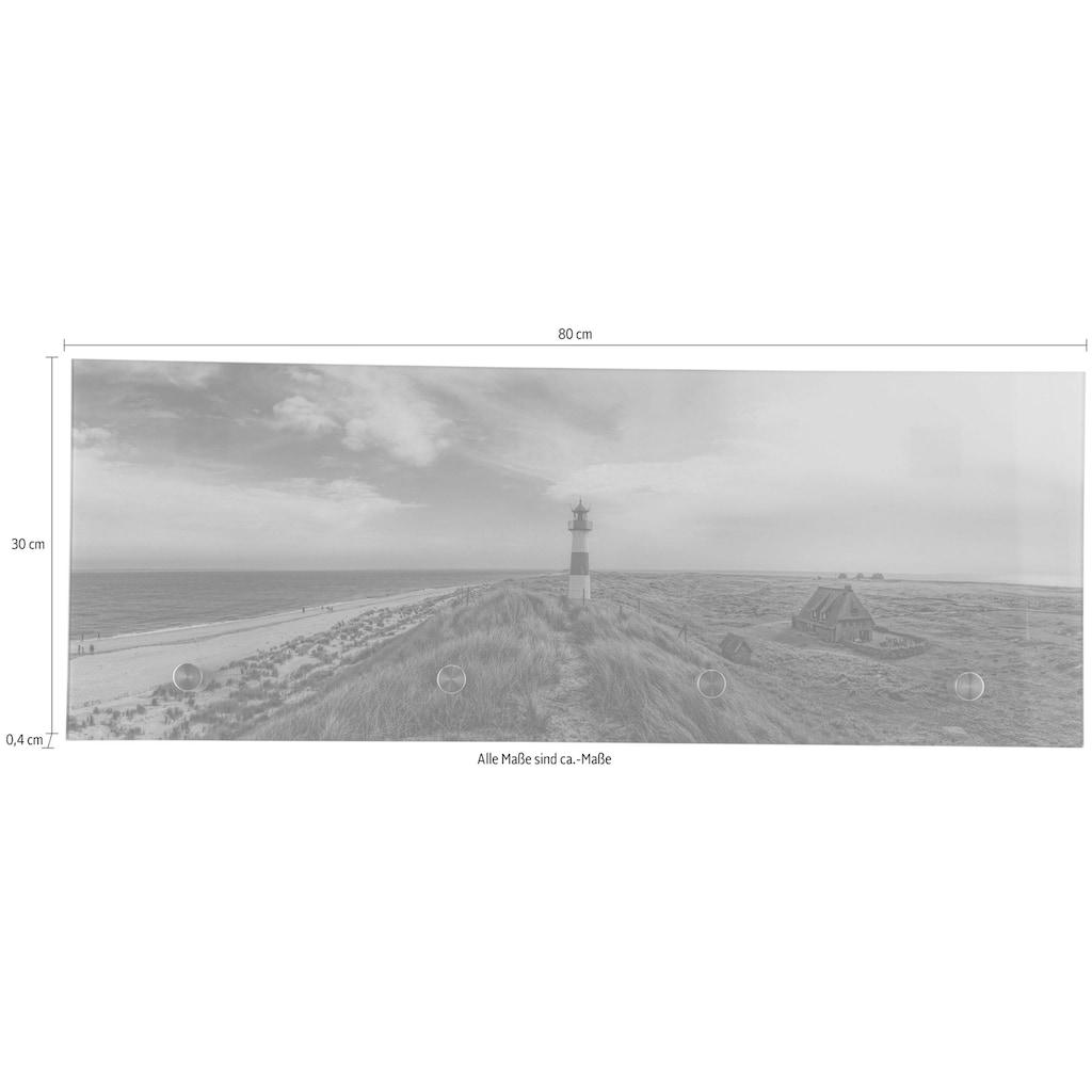 Spiegelprofi GmbH Garderobe »Leuchtturm«