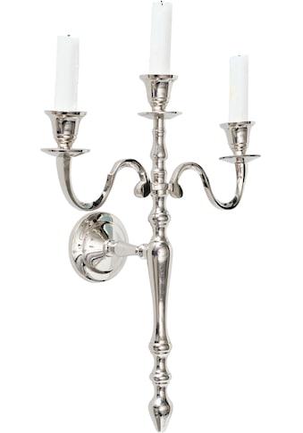Home affaire Wandkerzenhalter, Wandleuchter, Kerzenhalter, Kerzenleuchter, Wanddeko,... kaufen