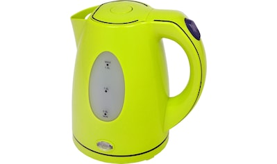 Efbe - Schott Wasserkocher, SCWK5010, 1,5 Liter, 2200 Watt kaufen