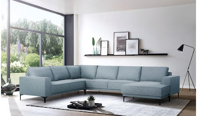 Places of Style Wohnlandschaft »Oland«, im zeitlosem Design und hochwertiger Verabeitung kaufen