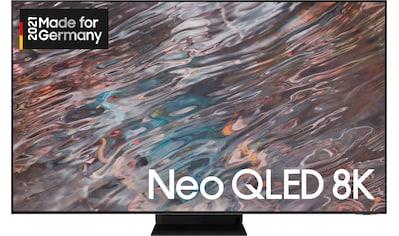 """Samsung QLED-Fernseher »GQ85QN800AT«, 214 cm/85 """", 8K, Smart-TV kaufen"""