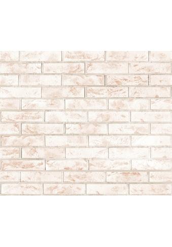 Baukulit VOX Verkleidungspaneel »Rusty Brick«, für den Feuchtraumbereich geeignet kaufen