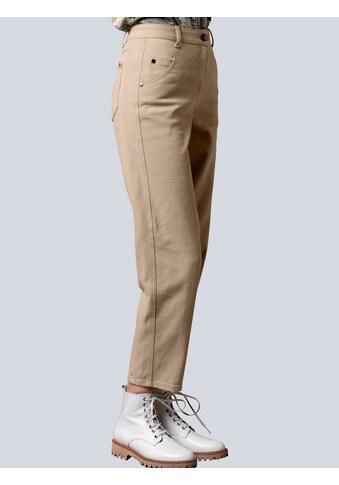 Alba Moda Ankle-Jeans, in angesagten Mom-Fit-Style kaufen