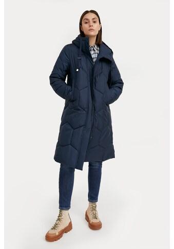 Finn Flare Steppmantel, mit warmer Kapuze kaufen