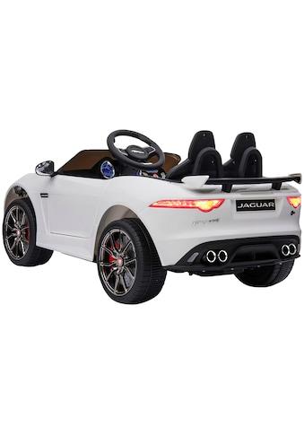 Jamara Elektro-Kinderauto »Ride-on Jaguar F-Type SVR«, ab 3 Jahren, bis 25 kg kaufen