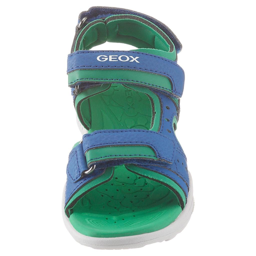 Geox Kids Sandale »Vaniett«, mit patentierter Geox Spezial Membrane