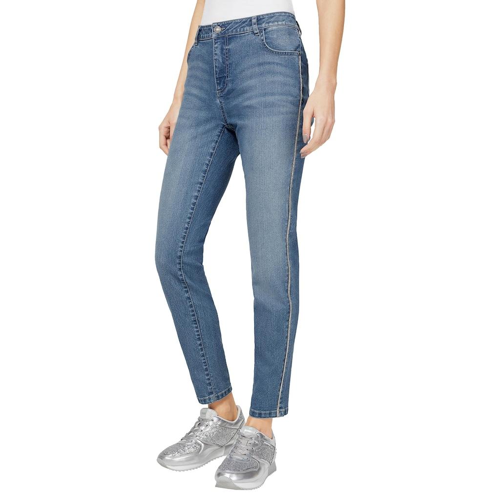 Inspirationen Gerade Jeans