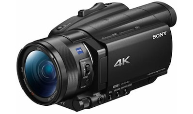 Sony Camcorder »FDR-AX700«, NFC, 12x opt. Zoom, Exmor RS CMOS Sensortyp kaufen
