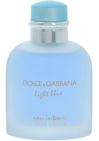 "DOLCE & GABBANA Eau de Parfum ""Light Blue Eau Intense"" kaufen"