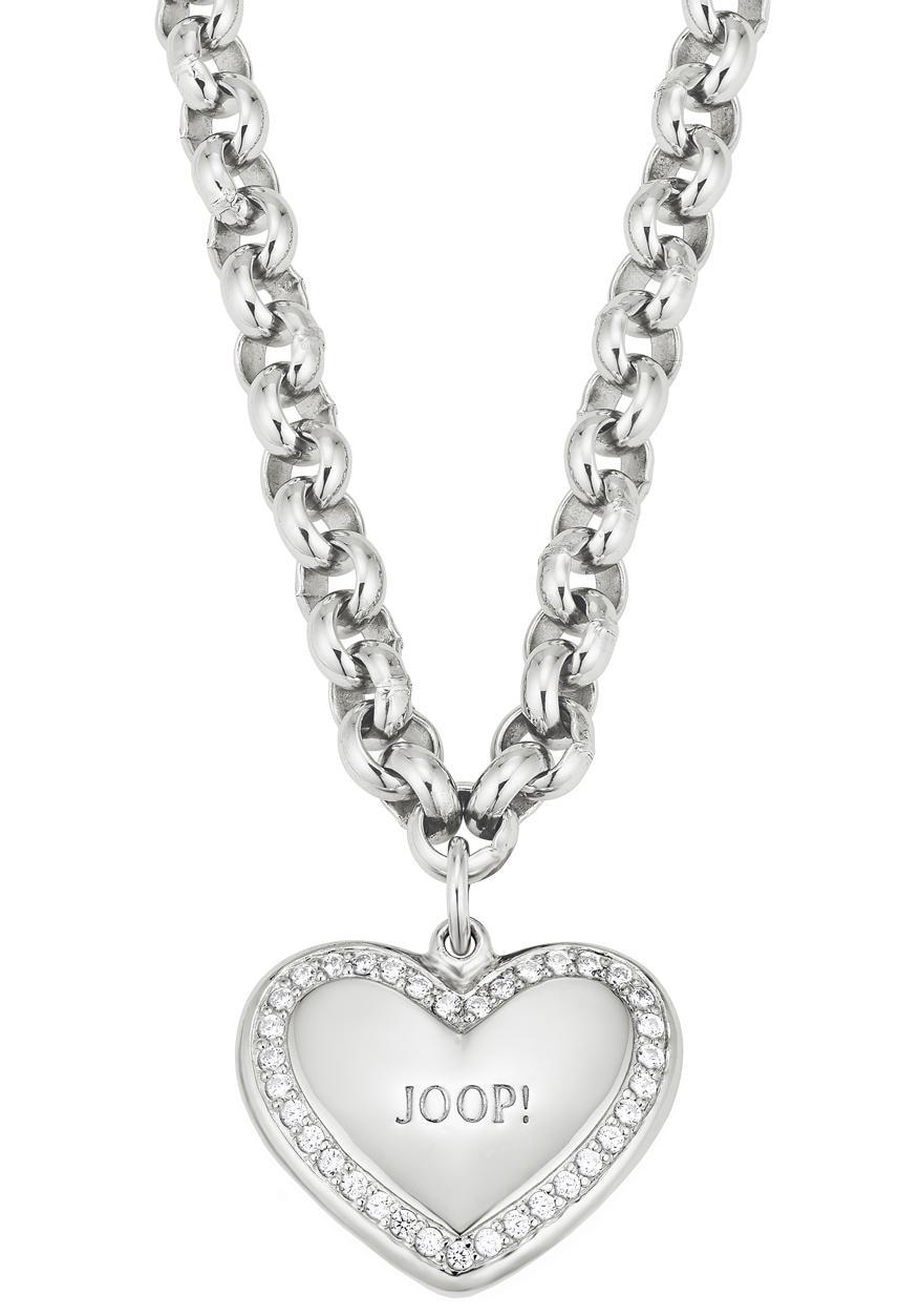 Joop! Kette mit Anhänger Herz 2024891 | Schmuck > Halsketten > Herzketten | Joop!