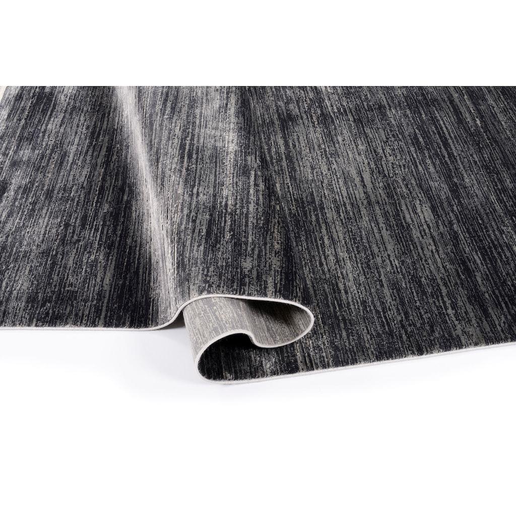 machalke® Teppich »fade out«, rechteckig, 8 mm Höhe, Design Teppich, Wohnzimmer
