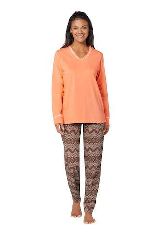 Norman Schlafanzug mit Dehnbund - Hose kaufen