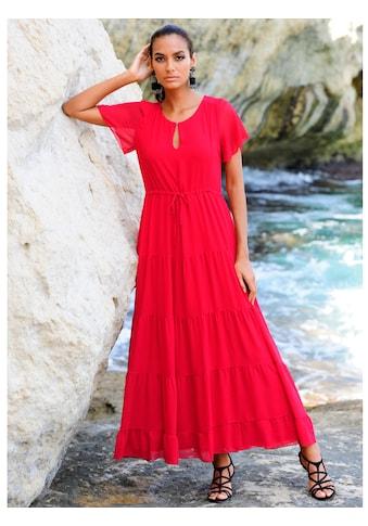 Alba Moda Strandkleid im Stufenlook kaufen