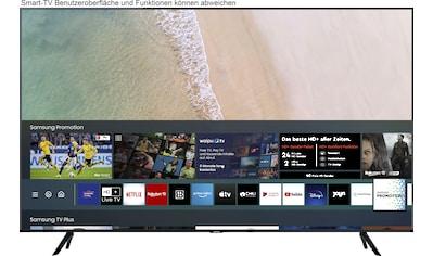 """Samsung LED-Fernseher »GU50TU7079«, 125 cm/50 """", 4K Ultra HD, Smart-TV kaufen"""