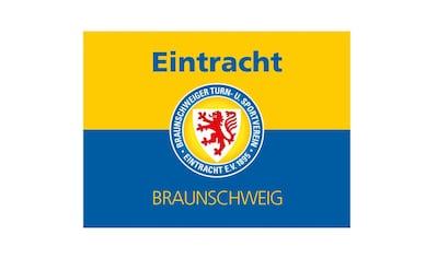 Wall-Art Wandtattoo »Eintracht Braunschweig Banner« kaufen