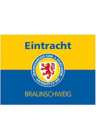 Wall - Art Wandtattoo »Eintracht Braunschweig Banner« (1 Stück) kaufen