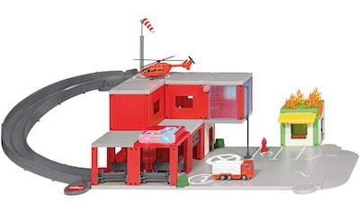 Siku Spiel-Feuerwehrwache »SIKU World«, mit Licht & Sound kaufen