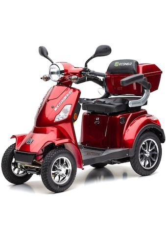ECONELO Elektromobil »JL 4000«, 1000 W, 25 km/h (mit Topcase) kaufen