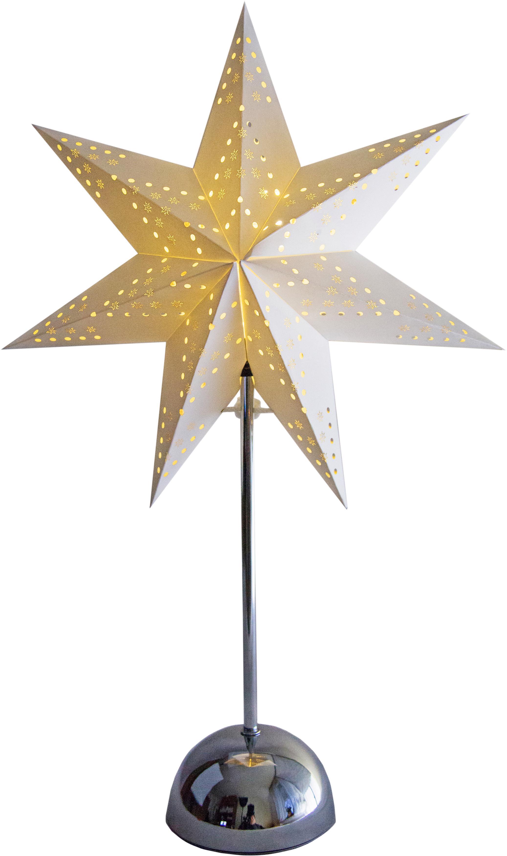 STAR TRADING,Tischleuchte Stern