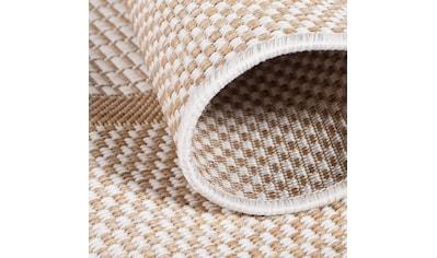 Carpet City Teppich »Outdoor 670«, rechteckig, 5 mm Höhe kaufen