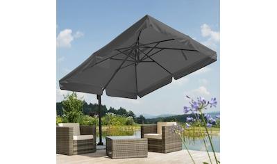 Schneider Schirme Ampelschirm »Rhodos«, mit Schutzhülle und Schirmständer, ohne... kaufen