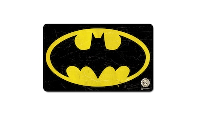 LOGOSHIRT Frühstücksbrettchen mit Batman-Logo kaufen