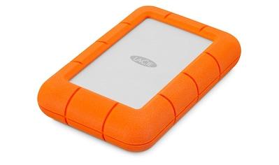 """LaCie Rugged Mini, 4 TB, tragbare externe Festplatte »2.5"""", USB 3.0, für Mac & PC« kaufen"""