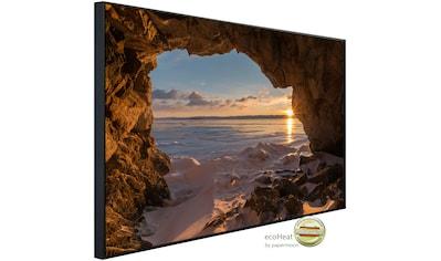 Papermoon Infrarotheizung »Höhle am Meer«, sehr angenehme Strahlungswärme kaufen