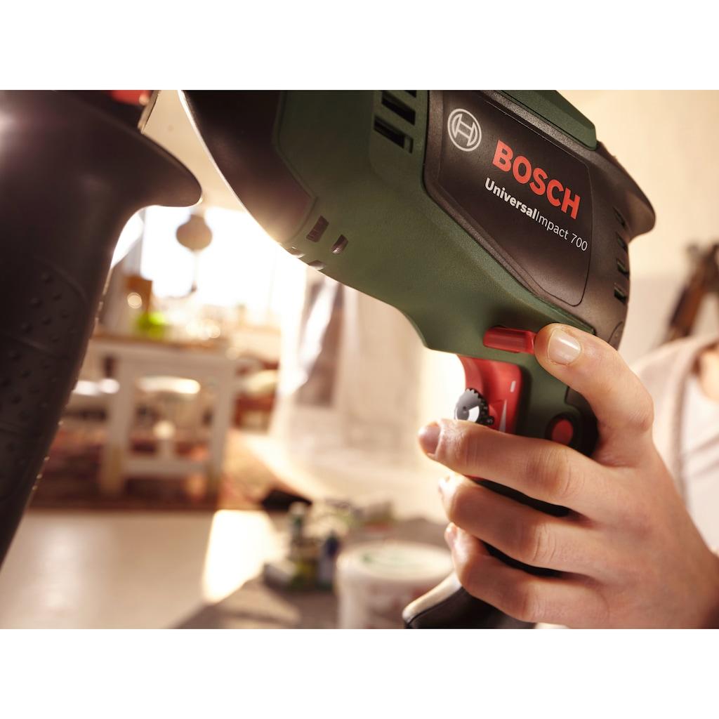 BOSCH Schlagbohrmaschine »UniversalImpact 700«
