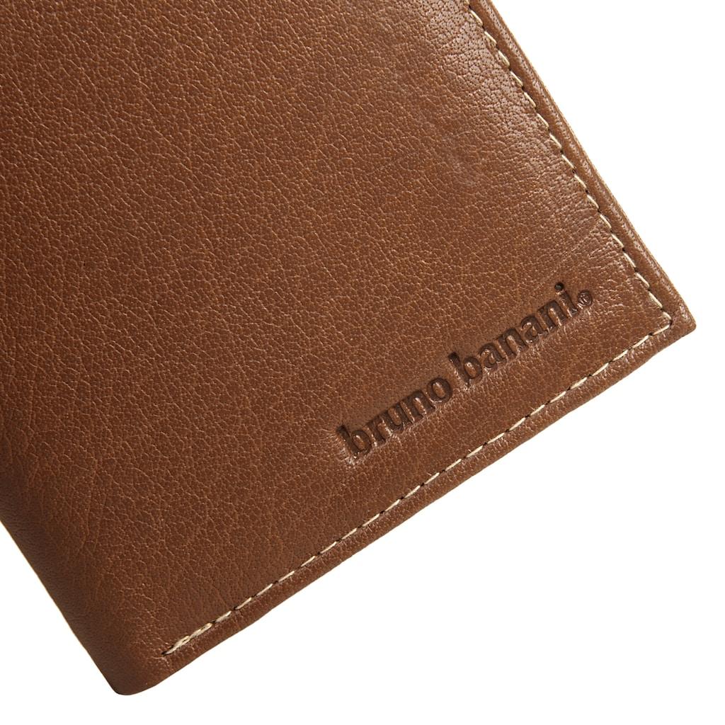 Bruno Banani Geldbörse, 2fach klappbar