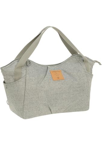 Lässig Wickeltasche »Green Label, Boucle, beige«, für Zwillinge kaufen
