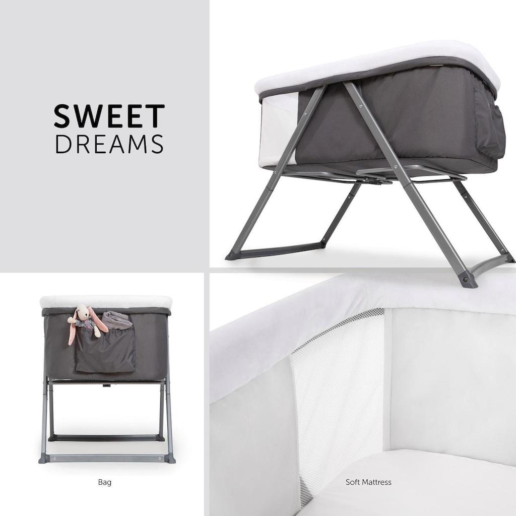 Hauck Beistellbett »Dreamer, Grey«
