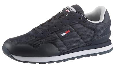Tommy Jeans Sneaker »TOMMY JEANS LIFESTYLE MIX RUNNER«, mit Logoschriftzug auf der Zunge kaufen