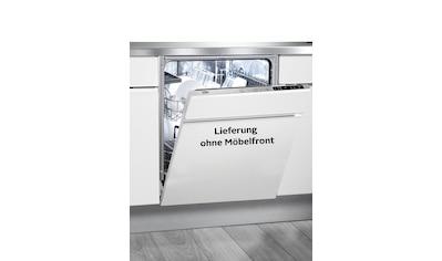BEKO vollintegrierbarer Geschirrspüler »DIN28O35«, DIN28O35, 14 Maßgedecke, mit... kaufen
