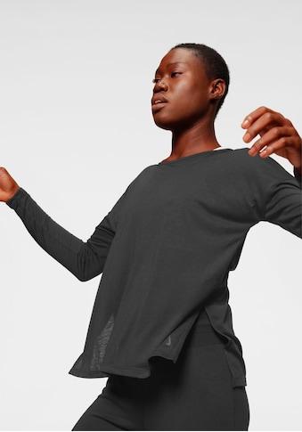 Nike Yogashirt »Nike Long-Sleeve Yoga Training Top« kaufen