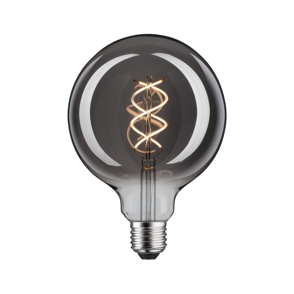 Paulmann LED-Leuchtmittel »Globe 4 Watt E27 Rauchglas Warmweiß dimmbar«, 1 St., Warmweiß