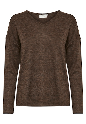 KAFFE V - Ausschnitt - Pullover »KAsiane V Neck« kaufen