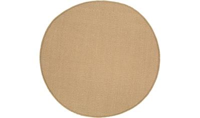 Sisalteppich, »Sisal«, Andiamo, rund, Höhe 5 mm, maschinell gewebt kaufen