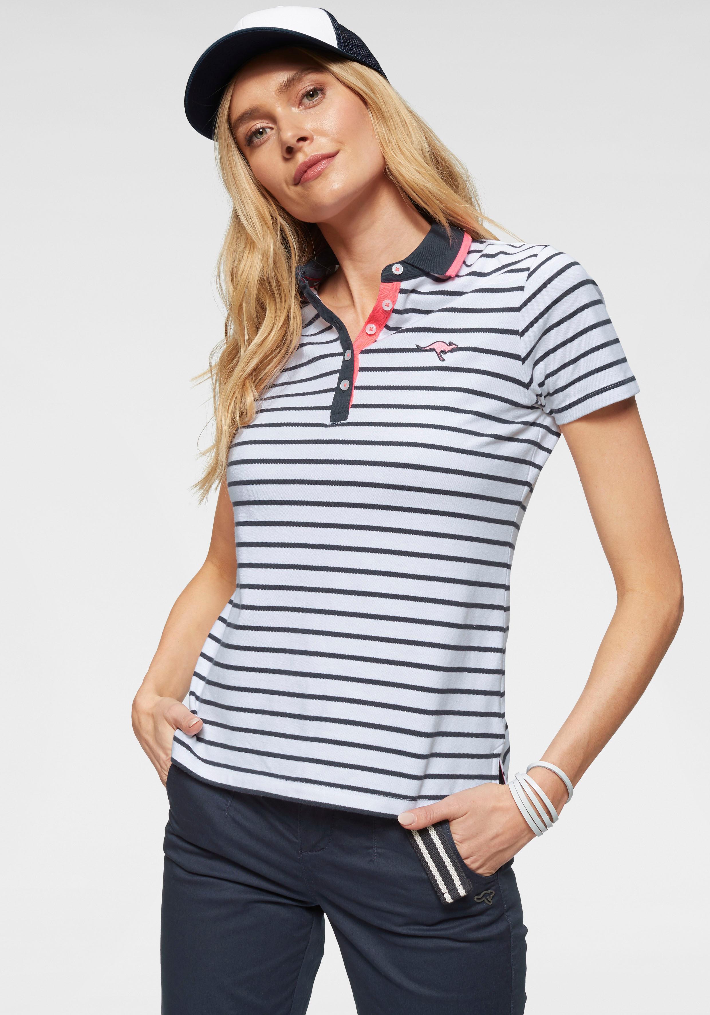KangaROOS Poloshirt | Bekleidung > Shirts > Poloshirts | Weiß | Kangaroos