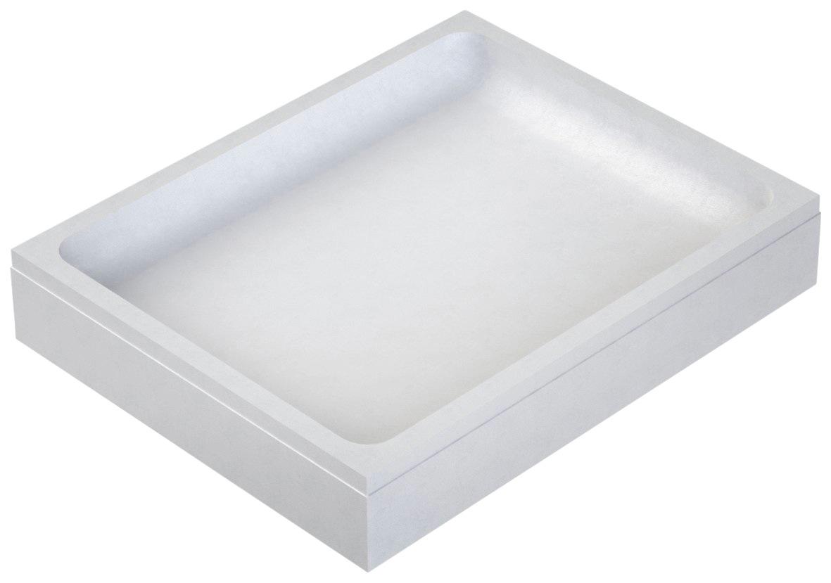 OTTOFOND Duschwanne Set Rechteckduschwanne, 1200x900/30 mm weiß Duschwannen Duschen Bad Sanitär