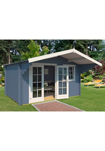 OUTDOOR LIFE PRODUCTS Gartenhaus »Orlando 40«, BxT: 400x440 cm, inkl. Fußboden kaufen